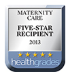 Maternity Care Excellence Award 2013